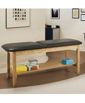 ETA Classic Series Treatment Table with Full Shelf CLI102027-