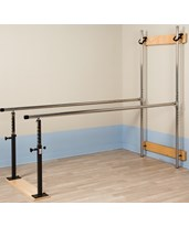 Wall Mounted Folding Parallel Bars CLI3-3307