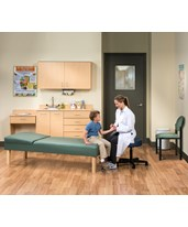 Complete School Clinic Furniture Package - Ready Room CLI3620-27-RR