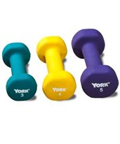 Neoprene Coated Dumbbells CLI4715N-A-