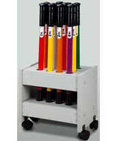 Mobile Weight Bar Rack CLI4719