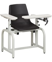 Standard Series Blood Drawing Chair with Padded Arm Option CLI66060-P