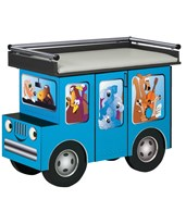Pediatric Exam Table - Outback Buggy with Aussie Animal Pals CLI7040