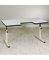 Work Activity Table w/ Cut-Out CLI75-28C