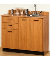 Base Cabinet with 3 Doors & 2 Drawers CLI8042