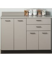 Base Cabinet with 4 Doors and 2 Drawers CLI8048