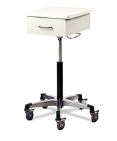 Compact Tec-Cart™ Mobile Work Station with Drawer CLI9800-