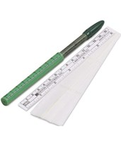 Devon™ Surgical Markers with Ruler Cap - 100/Case COV31145959-