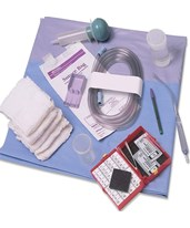 Surgical Set-Up Kit, 2 Light Gloves & 6 Blue O.R. Towels - 10/Case COV31175089
