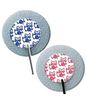 MEDI-TRACE KITTYCAT Pre-Wired Neonatal Cloth Electrodes, Case COV31424768--