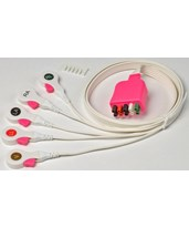 Kendall™ Cable and Lead Wire System, 5 Lead Telemetry System COV33112-