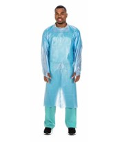 AAMI Level 4 Protective Gown COV4201PG-