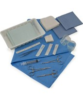 Devon™ Laceration Trays - 20/Case COV50007065-