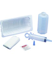 Dover Irrigation Tray with Piston Syringe - 20/Case COV68800-