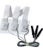 MEDI-TRACE Pre-Wired Neonatal Limb Band Electrodes, Case - 300/cs COVEP30016