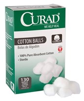 Sterile Cotton Balls CUR110163-
