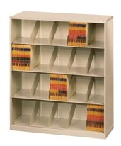 ThinStak Legal-Size Open Shelf Filing System - 4 Tiers DATSO36LG--4--SO36BT-2LG