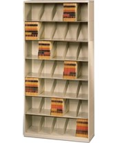 ThinStak Open Shelf Filing System - 7 Tiers - Legal-Size DATSO24LG7-
