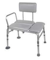 Padded Transfer Bench DRI12005KD-1
