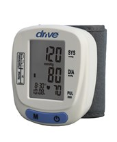 Automatic Blood Pressure Monitor, Wrist Model DRIBP2116