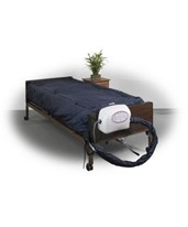"10"" Lateral Rotation Mattress with on Demand Low Air Loss DRILS9500"