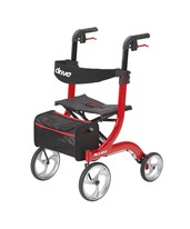 Nitro 4 Wheel Rollator, Tall Height DRIRTL10266-T-
