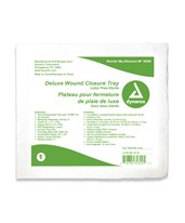 Deluxe Wound Closure Tray DYN3534