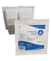 Trach Care Kit W/Gloves, Sterile, 20 Per Case DYN4601