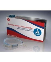 Trach Tube Holder, 1/polybag DYN4620 - MULTI