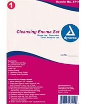 Cleansing Enema Set DYN4711
