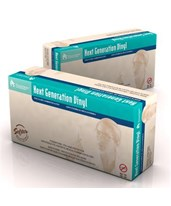 Next Generation Stretch Vinyl Exam Gloves, Powder Free, Non-Latex DYN6822 - MULTI