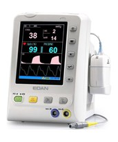 Vital Signs Capnograph Patient Monitor EDAM3BS-