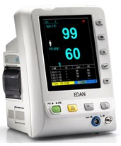 Vital Signs Monitor EDAM3_NS-
