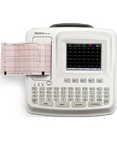 6-Channel ECG Machine EDASE-601A-