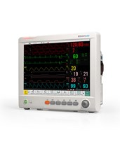 Vital Signs Patient Monitor for Critical and Continuous Care EDAiM80-