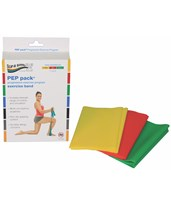 Sup-R Band® Latex-Free Exercise Band, PEP Pack® FEI10-6380-