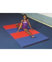 "Accordion Mat - 1-3/8"" Pe Foam With Cover FEI38-0060-"