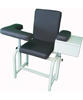 Padded Blood Drawing Chair with Drawer FLY01002-2