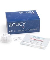 Acucy Flu A&B Test Kit (25/pk) GEN1010