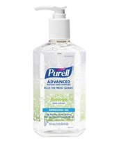 Advanced Green Certified Instant Hand Sanitizer - 12 Per Case GOJ3691-12-