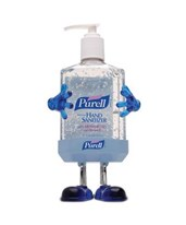 Pal and Purell Advanced Instant Hand Sanitizer - 12 Per Case GOJ9600-PL1