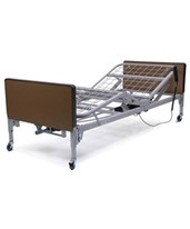 Patriot Homecare Full Electric Bed/Low GRAUS0458PL-
