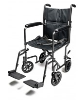 Aluminum Transport Chair GRAEJ781-1-