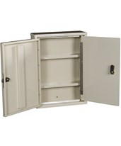 Heavy Duty Double Door and Lock Narcotics Cabinet HAR2701-