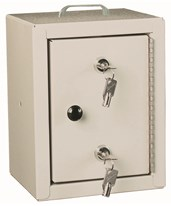 Standard Line Narcotics Cabinet with Double Lock HAR2710-