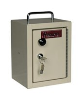 Single Door Single Lock Narcotics Cabinet HAR2711-
