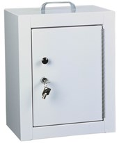 Double Door Medium Narcotic Cabinet HAR2820AQ-