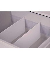 Punch Card Dividers for Standard and OptimAL Line Carts HAR40612