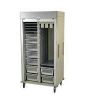 Medstor Max Double Column Cystoscopy Medical Storage Cart HARMS8140-CYSTO-