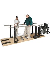 Mobility Platform with Electric Height Bars HAU1398